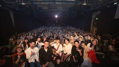再見了《俗女2》!演員導演同台旺福暖唱《莎喲娜啦》