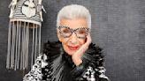 Iris Apfel Celebrates 100th Birthday With Zenni Eyewear Collaboration
