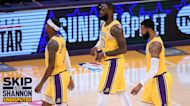 Shannon Sharpe: LeBron's Lakers are going to need to make a decision on their struggling perimeter defense | UNDISPUTED