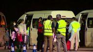 Australian Wuhan evacuees land on Christmas Island