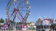 Sonoma County Fairgoers Upbeat Despite COVID Uptick