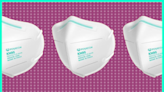 Stock up on KN95s after the updated CDC guidelines: These FDA-approved masks are on sale for under $1 a pop at Amazon