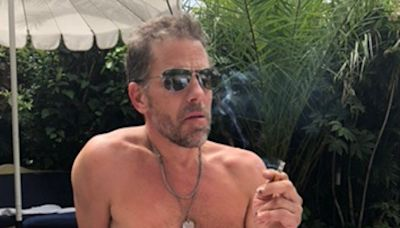 Hunter Biden was banned from Chateau Marmont for 'drug use'