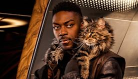Why 'Star Trek: Discovery' Season 3 launched a cat into space