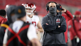 Washington State fires football coach Nick Rolovich after he refused COVID vaccine