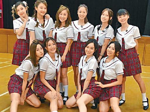 《開心》回到校園取景 陳嘉桓扮學生妹最搶鏡