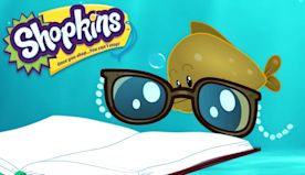 SHOPKINS Cartoon - SMART FISH | Cartoons For Children