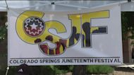 Colorado Springs community excited for Juneteenth celebrations after federal holiday designation