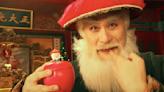鰲拜變成慈祥聖誕老公公! 徐錦江改編〈Jingle Bells〉啃蘋果跳萌舞