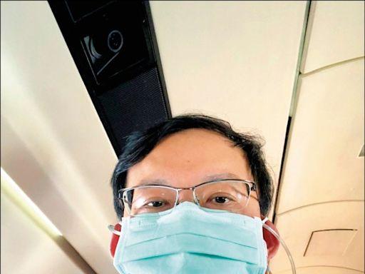 駐印度公使染疫 台印醫師協助自救