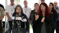 WEB EXTRA: Miami-Dade Mayor Daniella Levine Cava Update On Surfside Condo Collapse Search