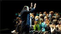 台達電成立50周年音樂會 海英俊:技術領先迎戰電動車