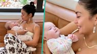 Vanessa Hudgens Finally Meets Ashley Tisdale's Baby Girl Jupiter: 'I Melt Over This Angel'