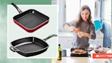 Grill pans are the kitchen essential you didn't know you needed