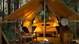 America's best glamping sites this summer
