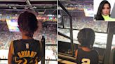 Vanessa Bryant's Daughters Bianka and Capri Wear Dad and Sister's Jerseys at WNBA All-Star Game
