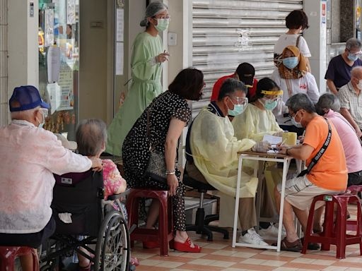 台灣疫情|單日增167宗本土病例 添18宗死亡個案