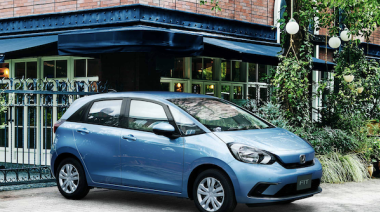 Honda Fit 以油電與汽油雙動力挑戰台灣市場!同級對手升級配備應戰 - 自由電子報汽車頻道
