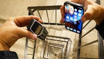 20樓往下丟!iPhone 13 Pro和NOKIA 3310誰最耐摔? 實測結果曝光