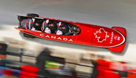 """Oluseyi Smith: """"Going green trackside"""" - Olympic News"""
