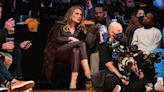 Adele and boyfriend Rich Paul look cozy courtside at NBA game