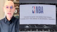 Adam Silver reflects on halting the NBA season one year later