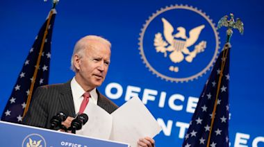 Three major developments in President-elect Joe Biden's transition to the White House