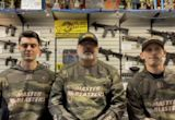 Insurance executive ditches corporate America to play professional paintball