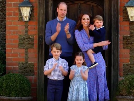 Kate Middleton, Prince William and the Kids Bake Cupcakes for Veterans — See Their Homemade Treats!