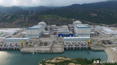 6月傳輻射外洩.7月認燃料棒破損 廣東台山電廠1號機停機