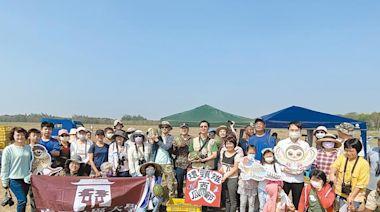 台南涵養地下水 民團籲守護沙崙農場