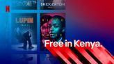 Exclusive-Netflix Offers Free Plan in Kenya to Entice New Subscribers