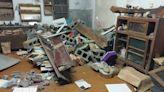 【6.2地震】花蓮強震貨架、落石倒一片好嚇人 遊客嚇到不敢睡 | 蘋果新聞網 | 蘋果日報