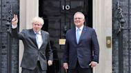 UK & Australia agree free trade deal
