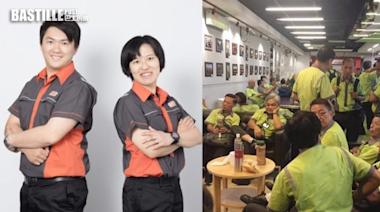 九巴龍運新制服設計曝光 擬統一改紅黑色Polo恤 | 社會事