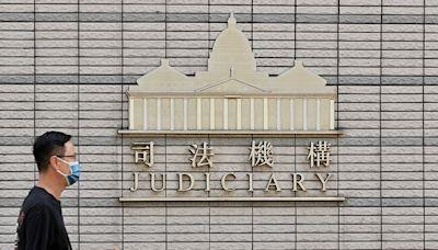 法官及司法人員本年度凍薪 4月1日起生效