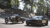 Aston Martin A3 Vantage Roadster honors oldest Aston in existence