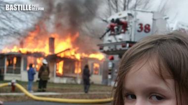 「災難女童」迷因原圖以180以太幣賣出 相等於近50萬美金 | 大視野
