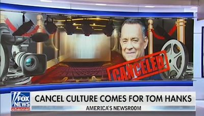 Fox News' Latest Outrage: NPR Wants to 'Cancel' Tom Hanks! (They Don't)