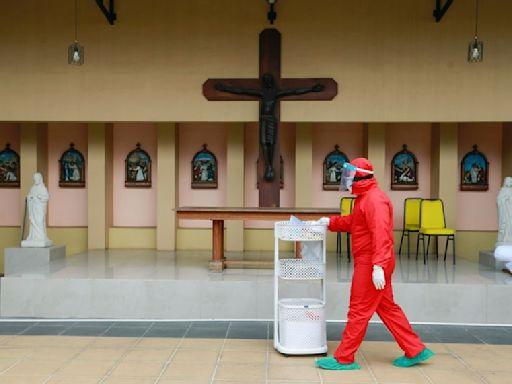Catholic church turns pastoral care centre in Jakarta into COVID-19 ward