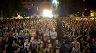 Los jóvenes defensores del cine en las calles de Roma abren su propia sala