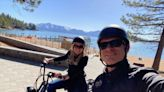 Motorcycle rental company offers sunset tours at Tahoe