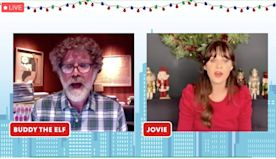 'Elf' reunion with Will Ferrell, Zooey Deschanel denied 'Santa Claus Is Comin' to Town' ending