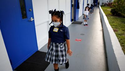 Miami school says vaccinated students must stay home for 30 days to protect others, citing discredited info
