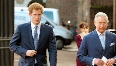 """Prince Harry's Memoir Will Put Prince Charles in the """"Firing Line,"""" According to a Royal Expert"""