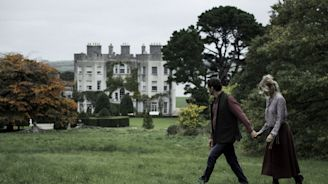 Dominic West and Catherine Fitzgerald's Irish Country Castle Is Straight Out of a Fairy Tale