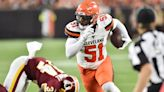 Mack Wilson says Browns fans will 'see a different player' when they watch him in training camp