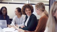 Why women are 'more reluctant' to commit to a full time-job