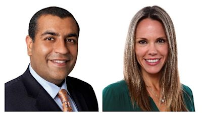 CBS names two new presidents of unified news and television division
