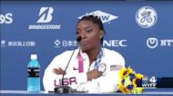 Simone Biles & other Olympic athletes bring talk of mental health to forefront